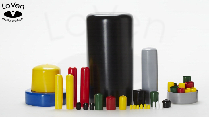 Plastic caps | LoVen special products