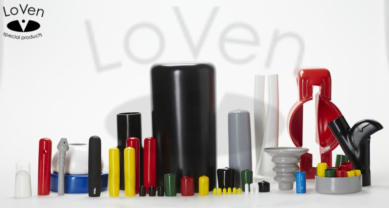 Dip moulded products