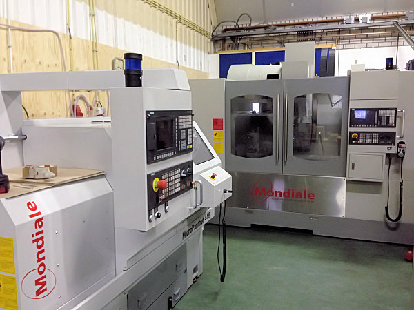 CNC machine LoVen special products