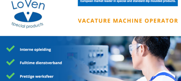 Vacature Machine Operator | LoVen special products